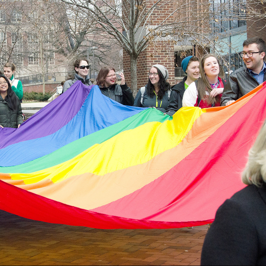 PSU named to 'LGBT-friendly' list