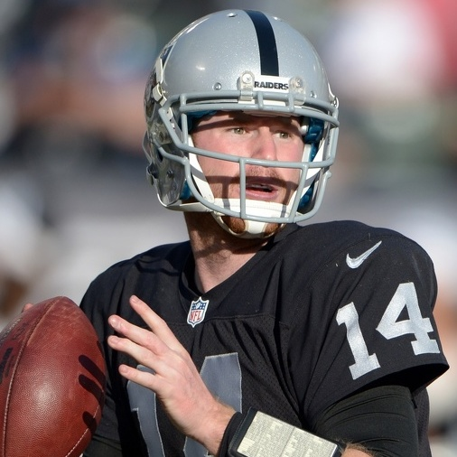 With a New Contract in Hand, McGloin Not in a Stew Over Raiders Drafting Cook