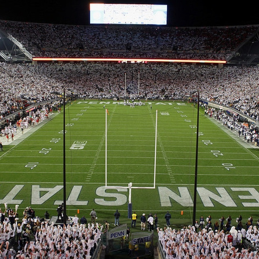 For Penn State Football, Night & Road Noon Games Not a Real Kick