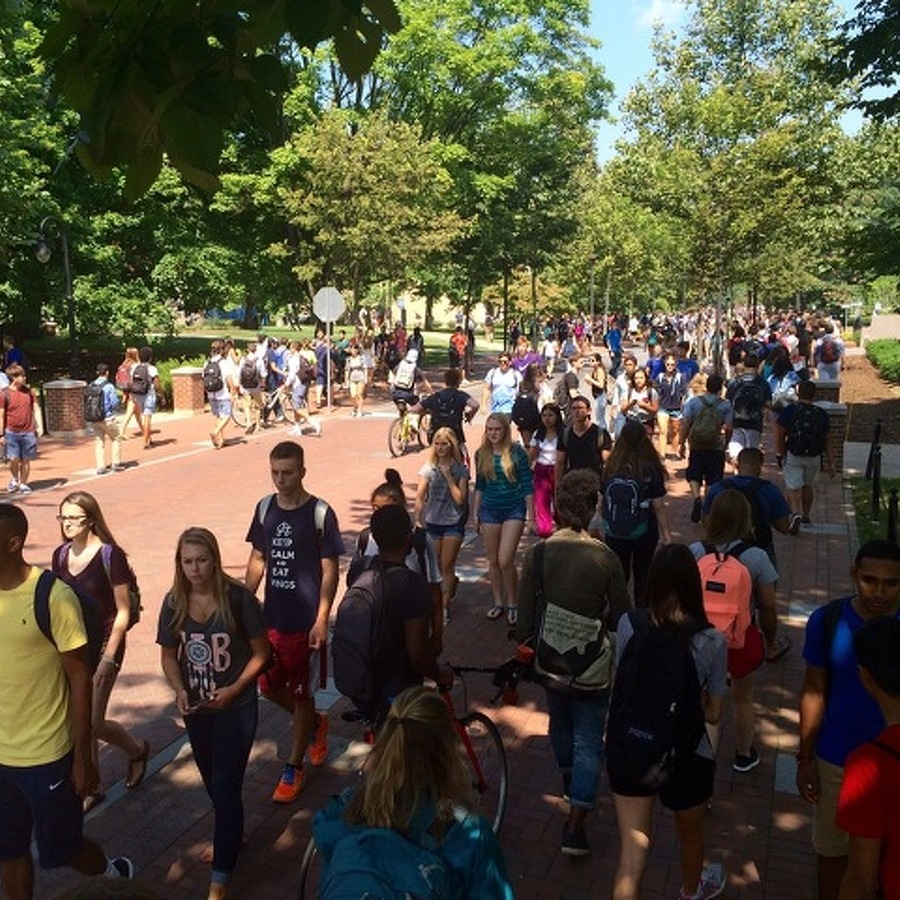 Penn State Seeks to Mitigate Impacts of Large University Park Enrollment Increase