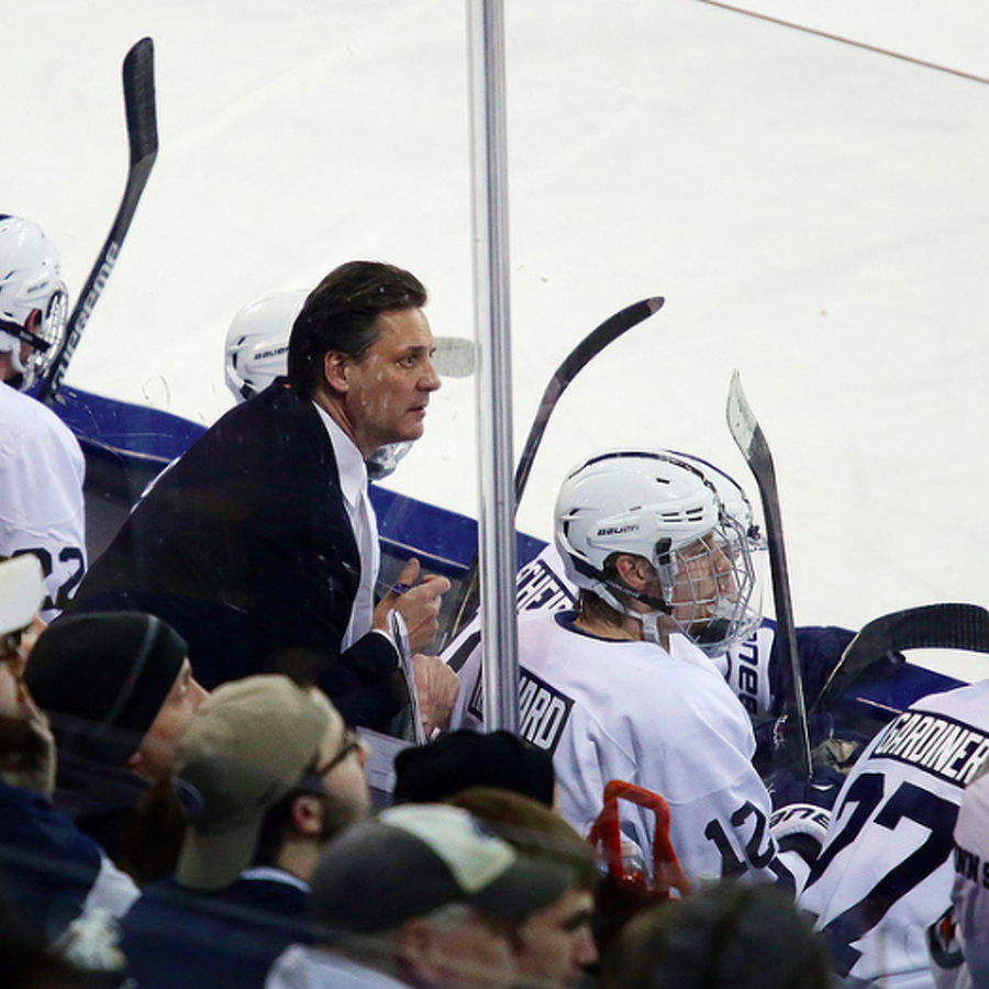 Penn State Hockey: Reported Conference Tournament Changes Could Help Nittany Lions