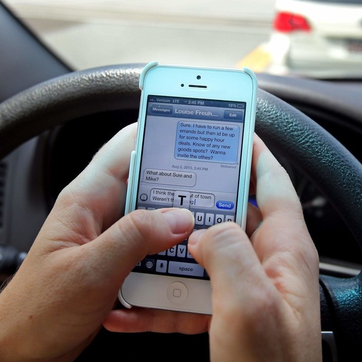 Teens more likely to be victims of distracted driving