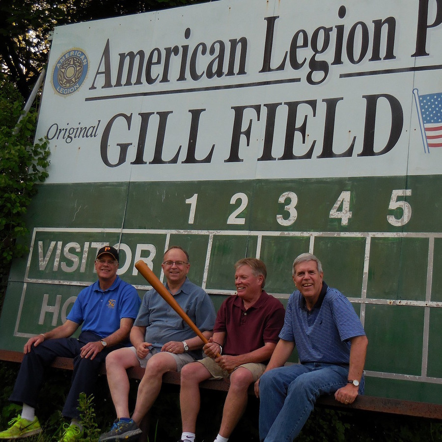 Why There's a Scoreboard But No Field at Gill Field