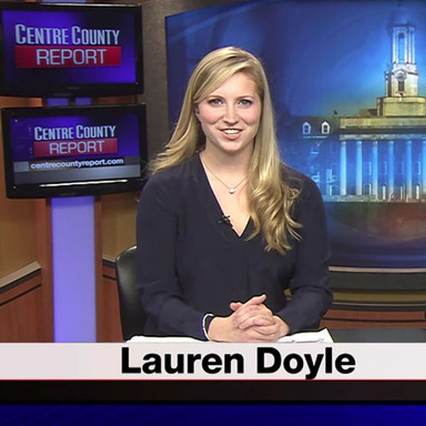 Centre County Report Named Nation's Best Student-Produced Newscast