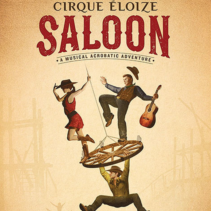 On Center: Cirque Éloize's Saloon