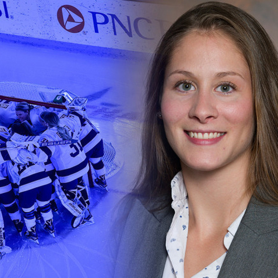Penn State Women's Hockey: Program Hires Marshall As Assistant