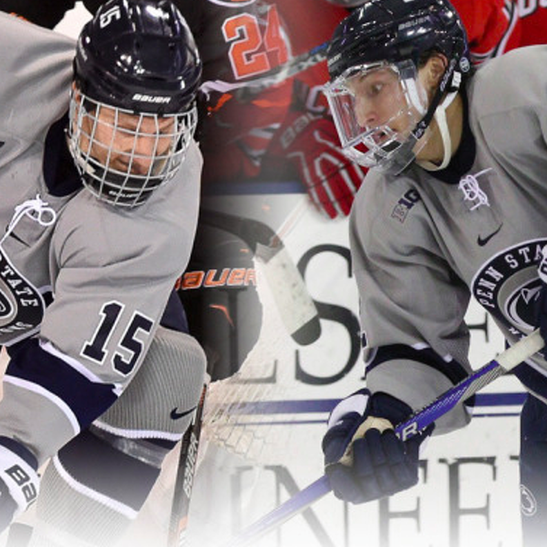 Penn State Hockey: Loik And Varley Sign With European Teams