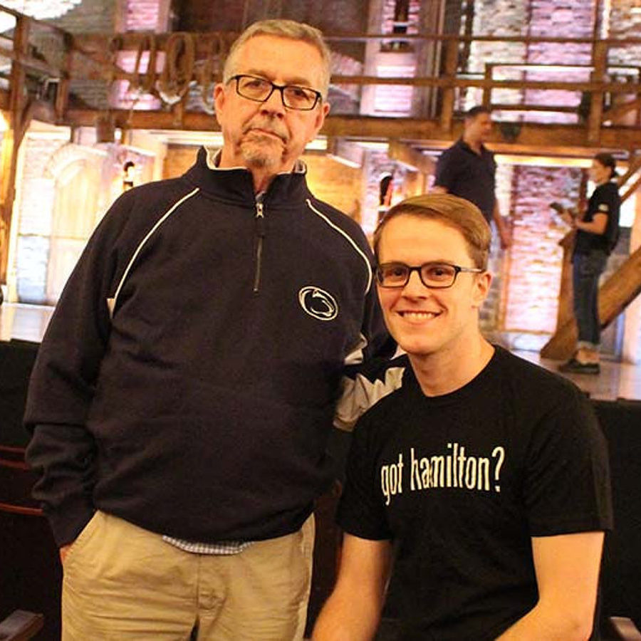 Penn Staters play role in success of 'Hamilton'