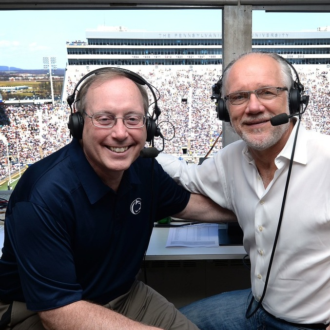 Steve Jones to Hit 200-Game Milestone With Penn State-Kent State Broadcast