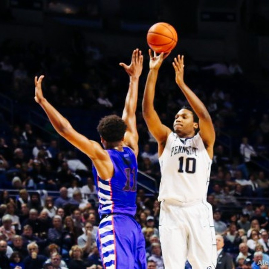 Penn State Basketball: Brandon Taylor Works Out for 76ers