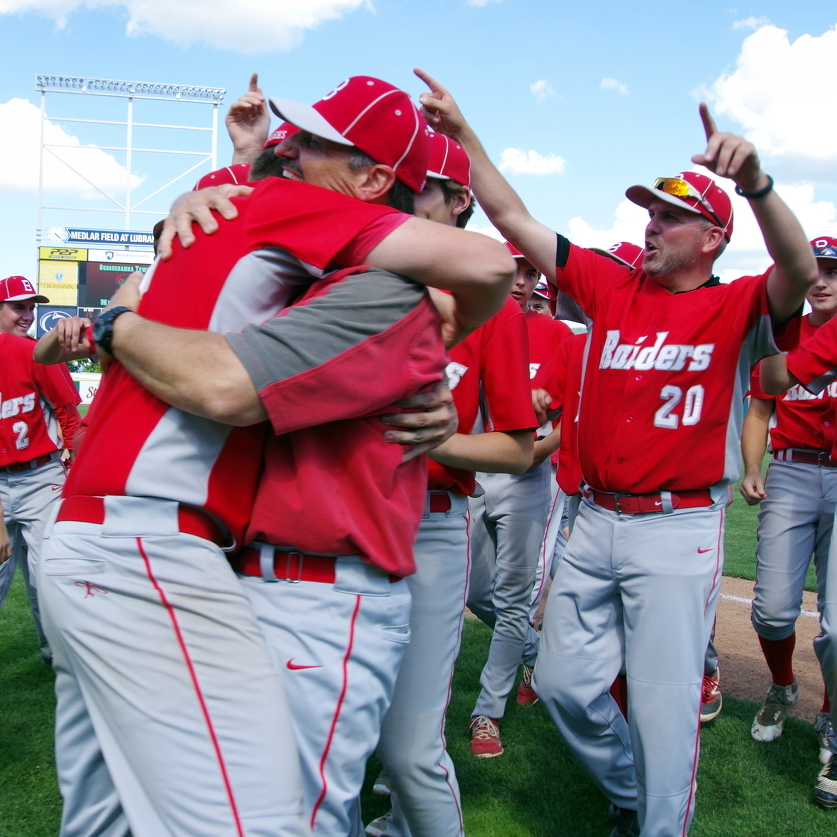 Bellefonte savoring first state baseball title