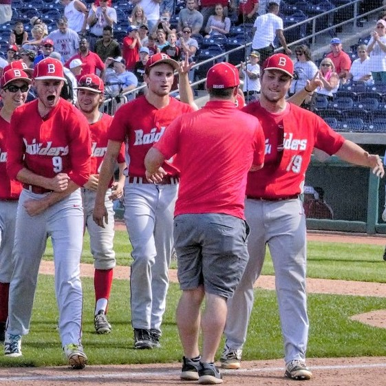 Red Raiders give Bellefonte a reason to celebrate