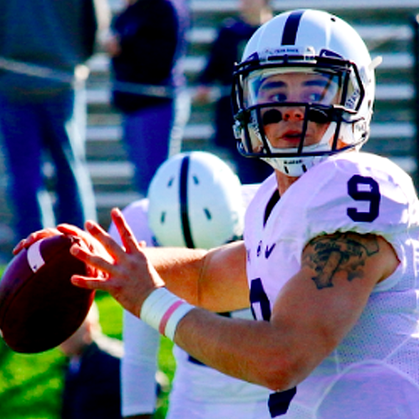 Franklin: 'Gap' Between McSorley and Stevens at Penn State Quarterback