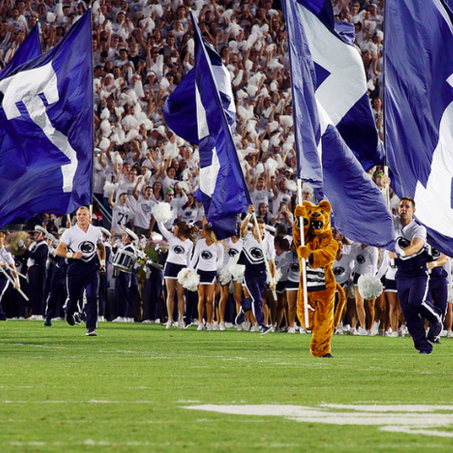 Penn State Football: Nittany Lions Set For Home-And-Home Series With Auburn