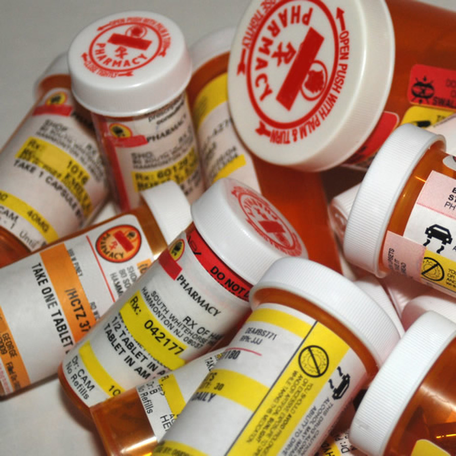 Study highlights most common medications left unused by patients