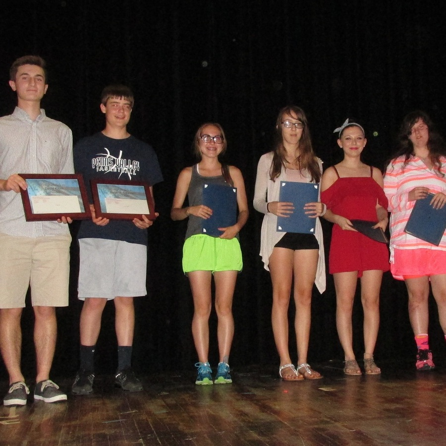 Penns Valley students sweep essay contest