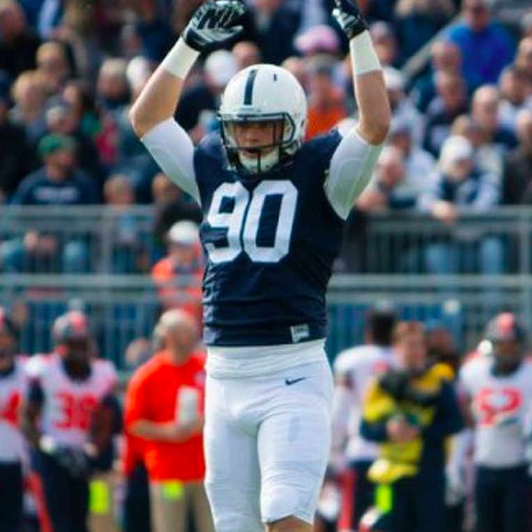 Penn State Football: Outland Trophy Absence Isn't Really a Snub, But It Is Symbolic
