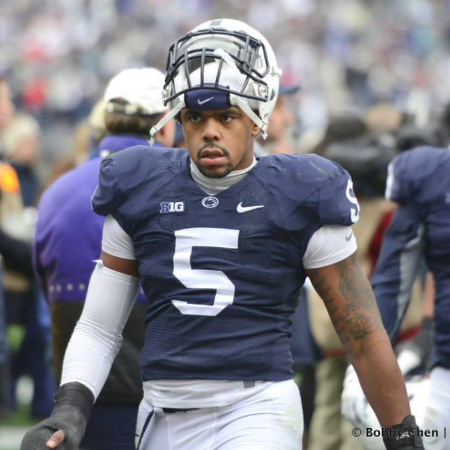 Penn State Football: Jason Cabinda And Nyeem Wartman-White Named To Butkus Watch List
