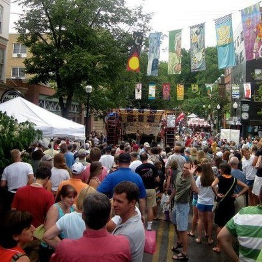 Parking Changes in Effect for Arts Festival
