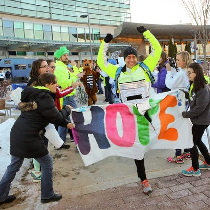 Hope Express Discontinues Annual Run To THON