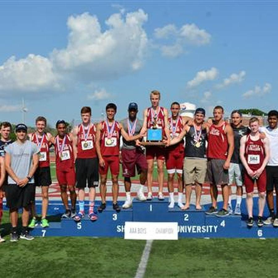 State High's Shisler Named Pennsylvania Track Coach of the Year