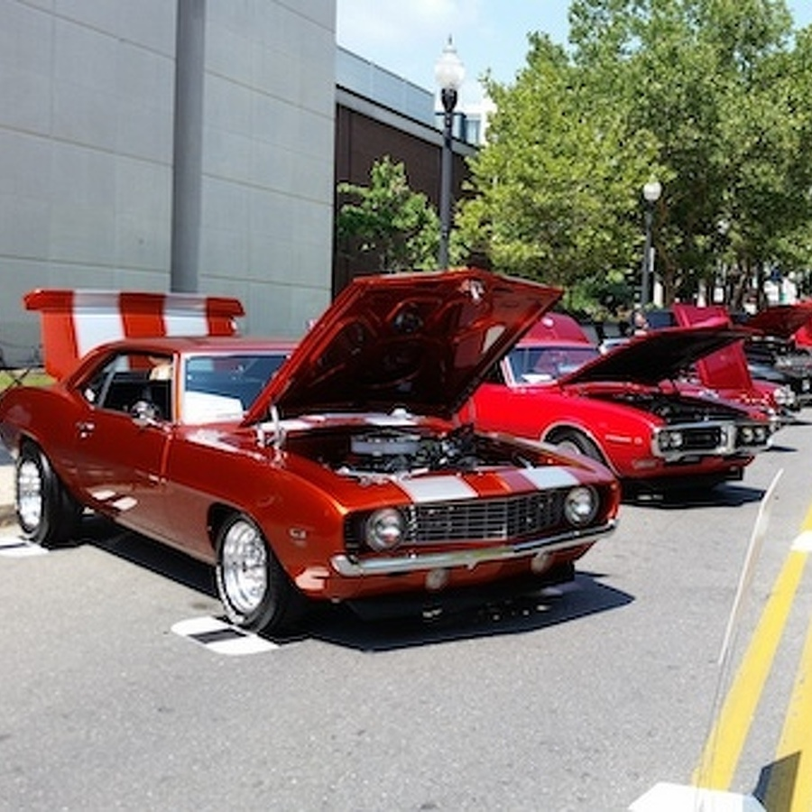 Last Cruise Drives into Downtown State College