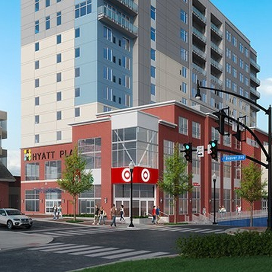 Opening Dates Set for Target, H&M in Fraser Centre