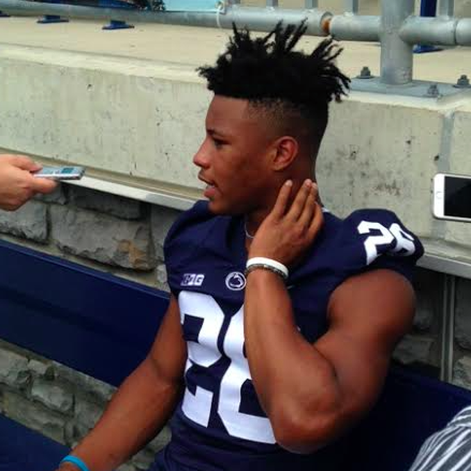 Penn State Football: Barkley Something Special In The Making As Personality Grows