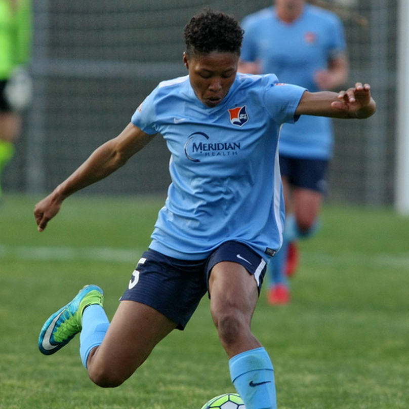 Penn Stater Maya Hayes Is Trailblazing the Future of Women's Professional Soccer