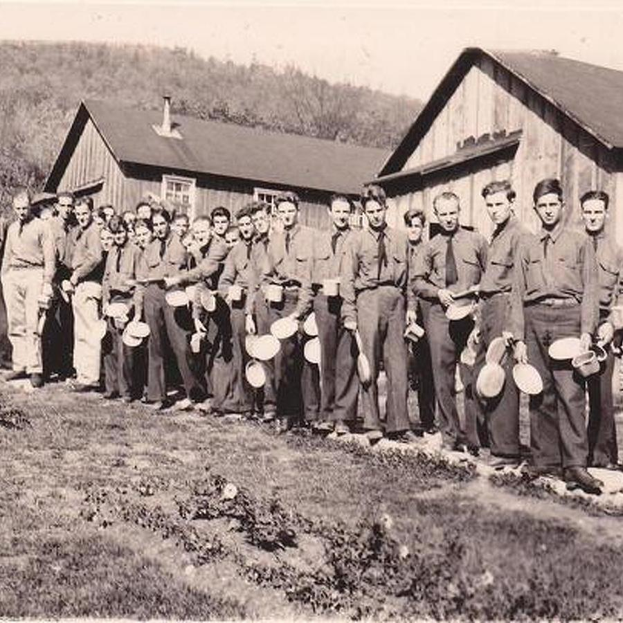 Chow Time: Civilian Conservation Corps Revisited