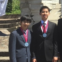 State High Grad Medals, Helps U.S. to 5th at Physics Olympiad