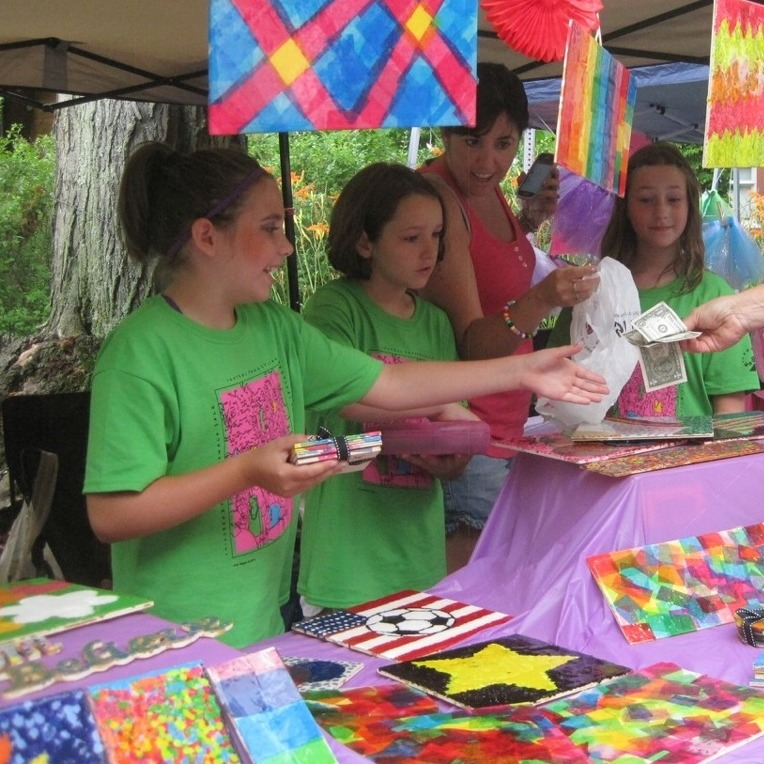 Bellefonte Arts and Crafts Fair will delight children