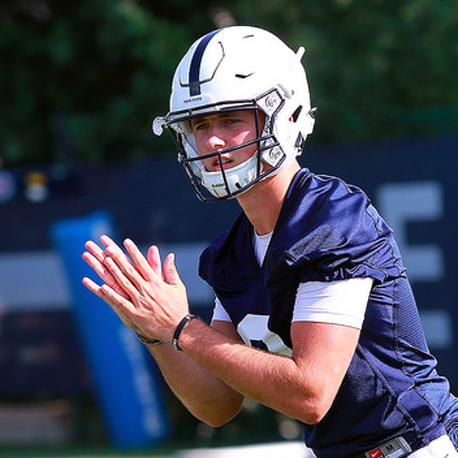 Penn State Football: Franklin Insists That QB Race Is Close As Practice Continues