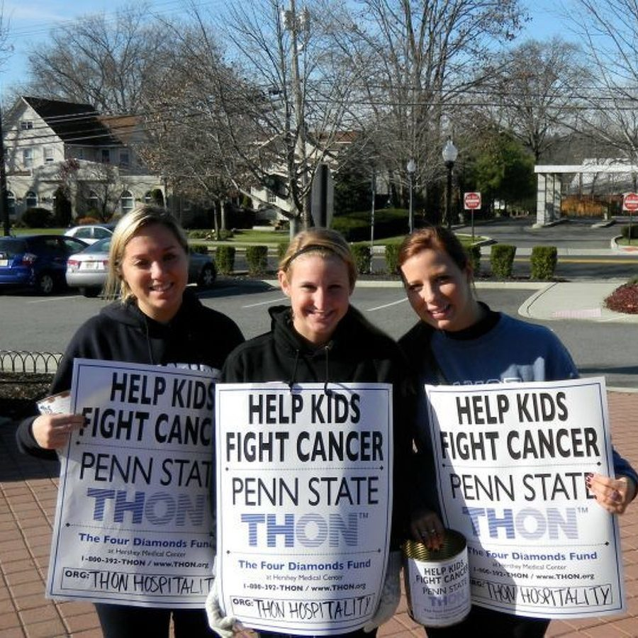 THON to Offer Transportation to Canning Locations