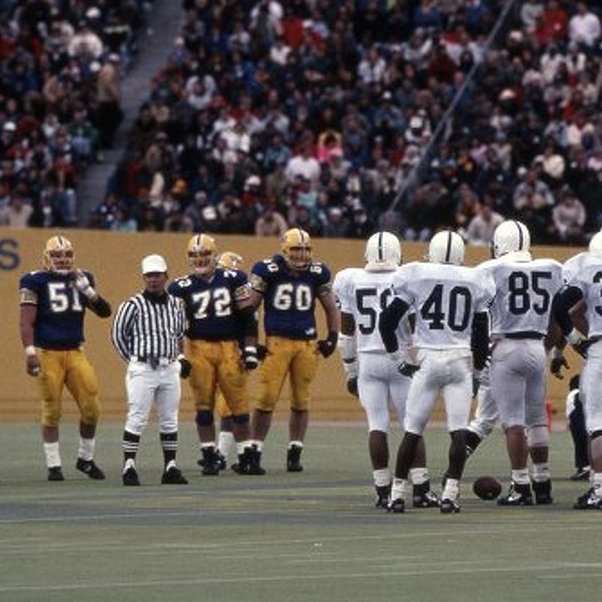 How I Found the Grace to Stop Hating Pitt