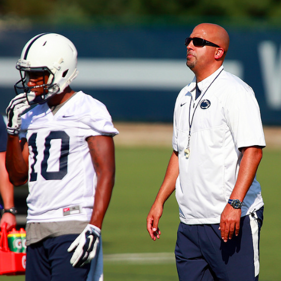 Penn State Football: Franklin Radio Show Brings No Surprises As Season Unofficially Begins