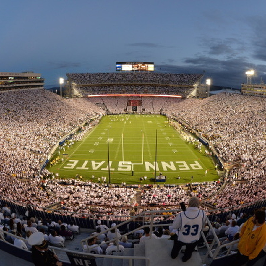 Sheriff Seeks to Provide Presence at Penn State Home Games