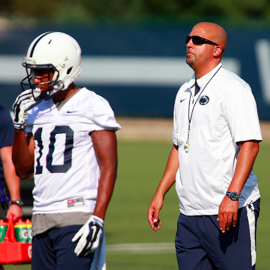 Ben State Football: No James Franklin Isn't On The Hot Seat