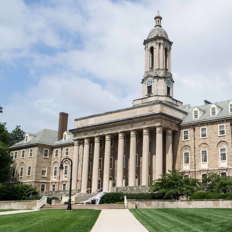 Princeton Review Gives Penn State High Rankings for Athletic Facilities, Alumni Network