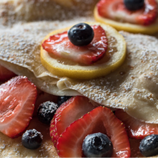 Taste of the Month: Courthouse Crepes