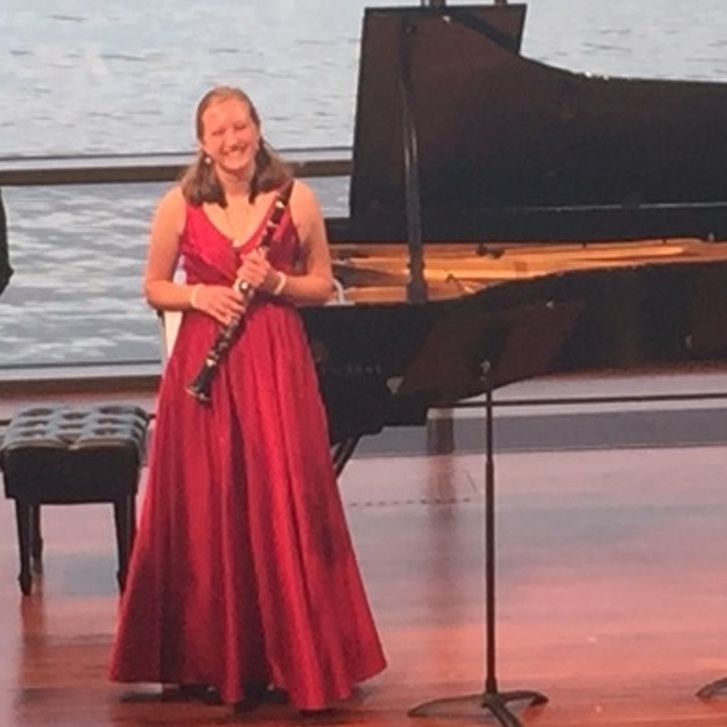 Schroeder Making Her Mark As Classical Musician