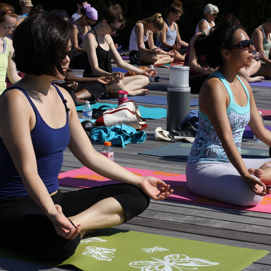 Popularity of Yoga Continues to Rise
