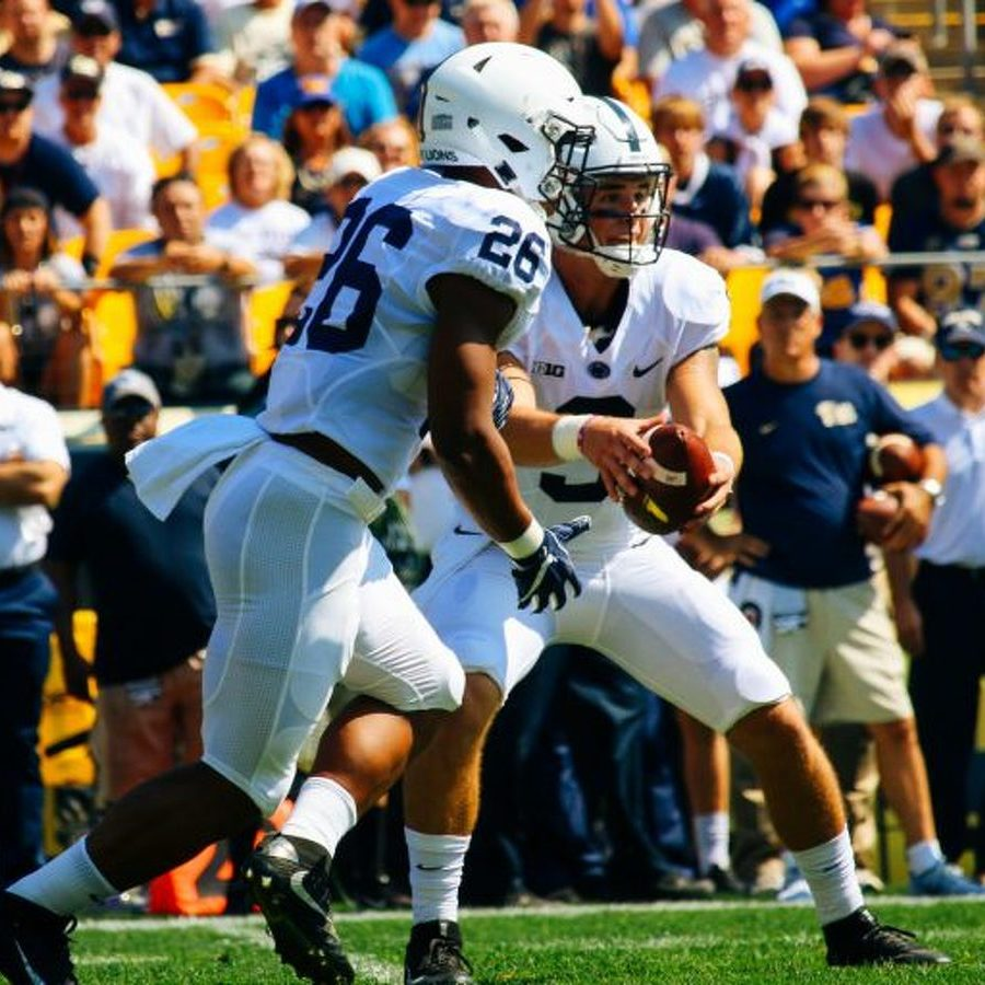 Penn State Football: Barkley Impressive Even In Loss