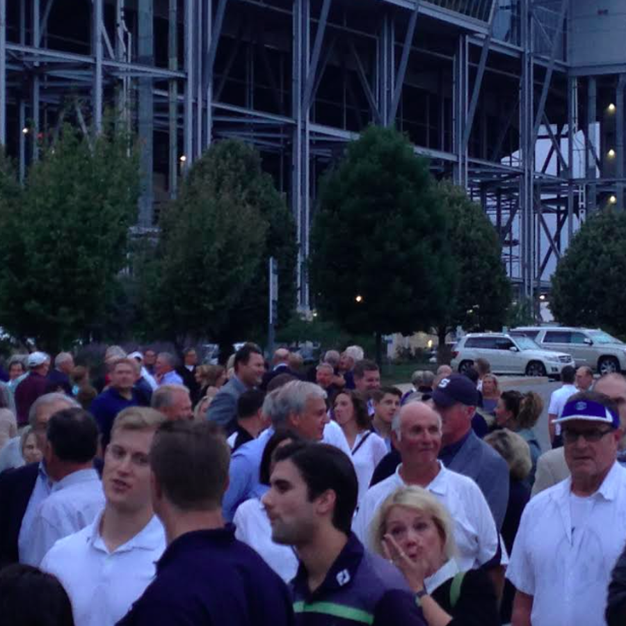 Penn State Football: Former Players Gather To Remember Paterno