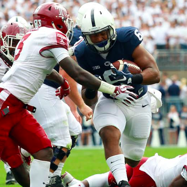 Penn State Football: Offense Finding Its Stride As Quarters Go Along
