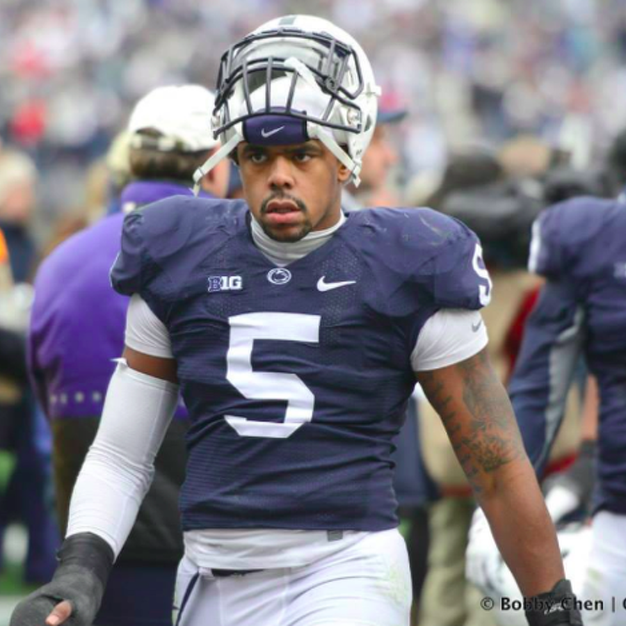 Penn State Football: Wartman-White To Miss Remainder Of Season With Injury