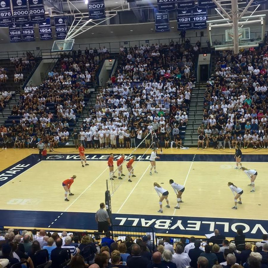 Penn State Women's Volleyball Rounding into Big Ten Form