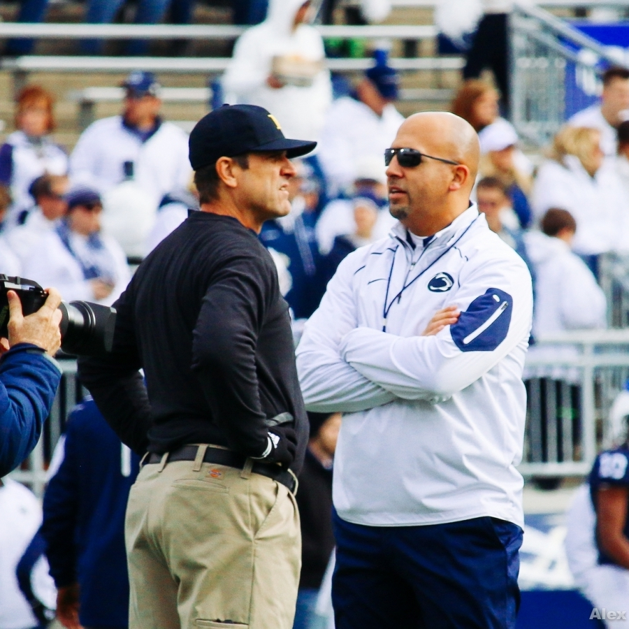 Penn State Football: Previewing The Opponent: Michigan