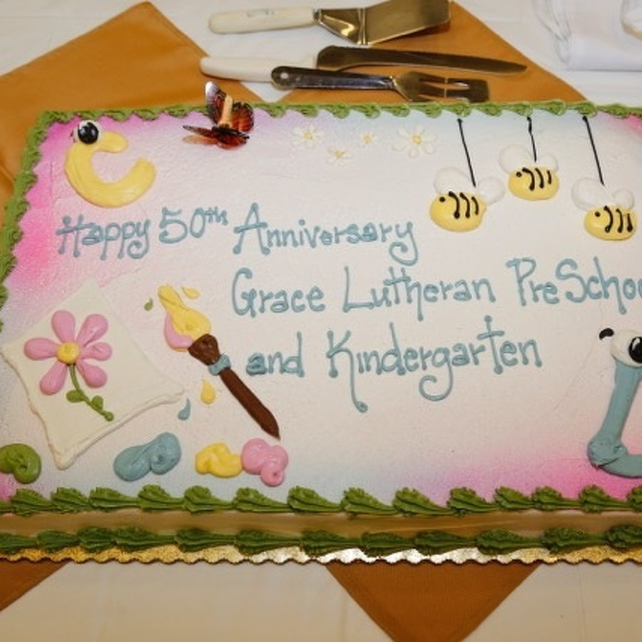 Preschool and Kindergarten Celebrates 50 years