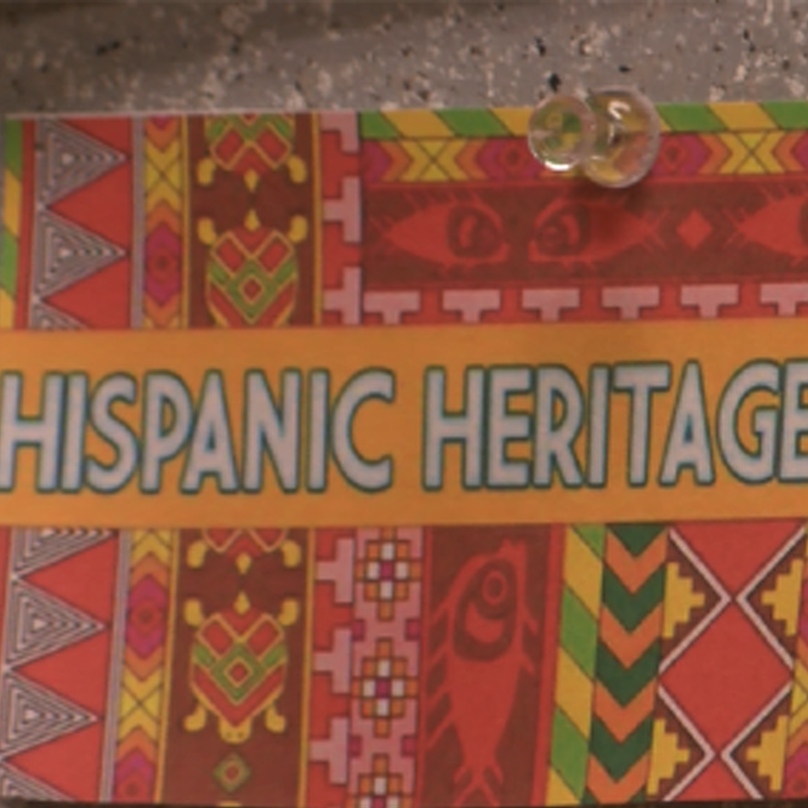 Sharing Culture in the Community During Hispanic Heritage Month